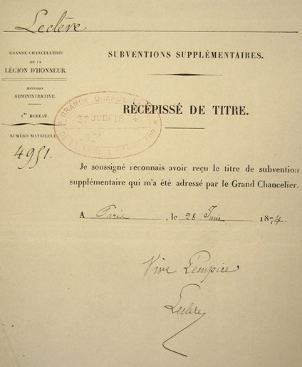 Agrandissement du document (X2)